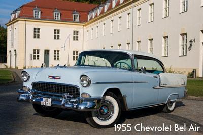 1955 Chevy Oldtimer