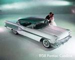 1958 Pontiac Hochzeitsauto Berlin