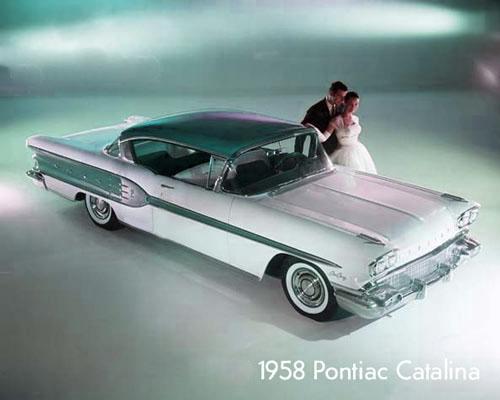 1958 Pontiac Oldtimer
